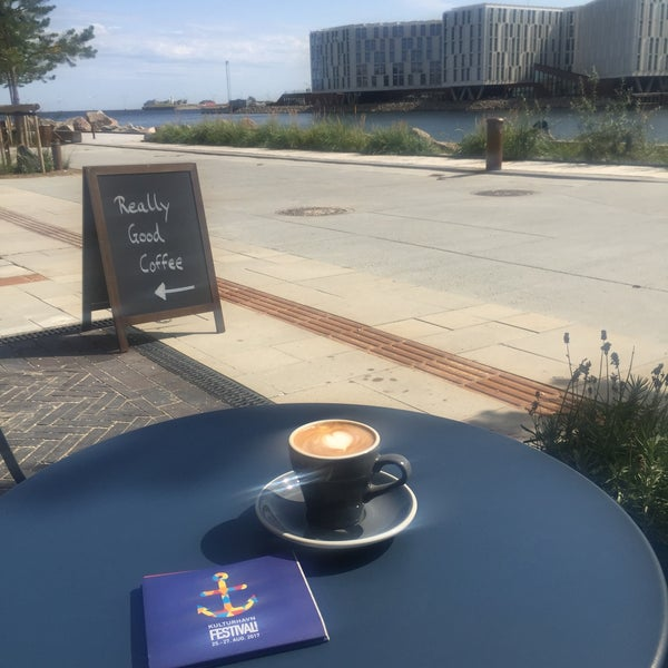Photos at Ocean Coffee - Nordhavn, Copenhagen - 2 tips from