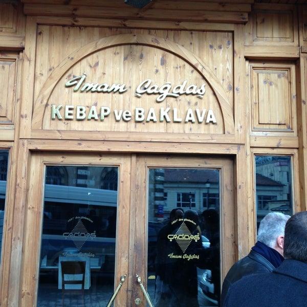 Foto scattata a İmam Çağdaş da Mustafa C. il 2/16/2013