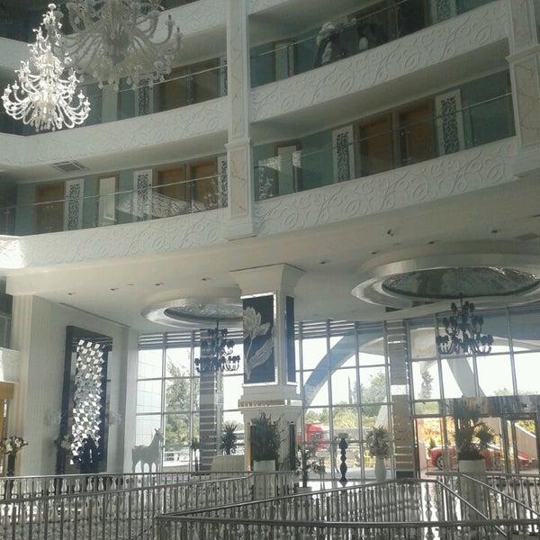 5/8/2013 tarihinde Ivana J.ziyaretçi tarafından Q Premium Resort Hotel Alanya'de çekilen fotoğraf