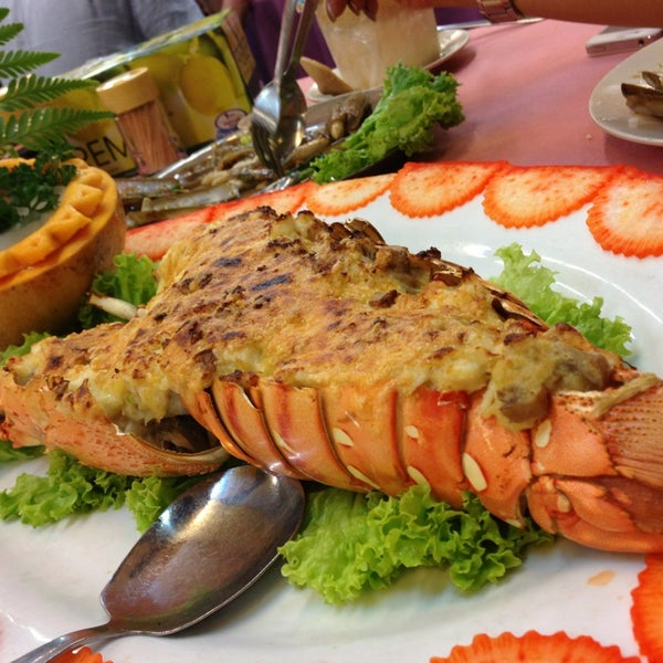 Bali Hai Seafood Market Seafood Restaurant In George Town