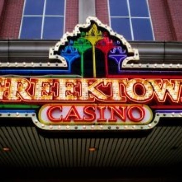 Foto scattata a Greektown Casino-Hotel da DeAndre M. il 1/12/2013