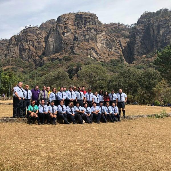 รูปภาพถ่ายที่ Campo Escuela Scout Meztitla โดย Miner H. เมื่อ 2/11/2018