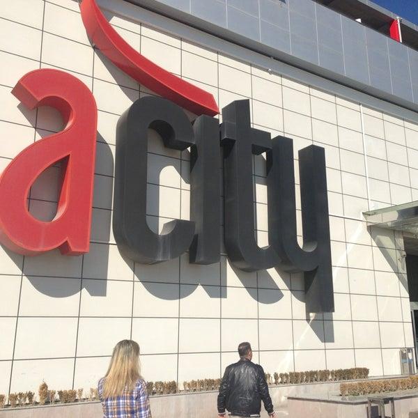Das Foto wurde bei ACity Premium Outlet von Cahit Ö. am 3/1/2013 aufgenommen