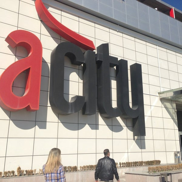 Foto scattata a ACity Premium Outlet da Cahit Ö. il 3/1/2013