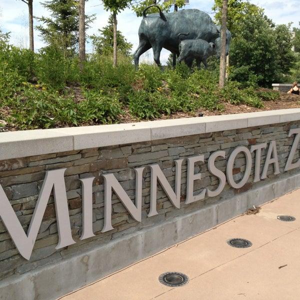 7/14/2013 tarihinde Dave S.ziyaretçi tarafından Minnesota Zoo'de çekilen fotoğraf