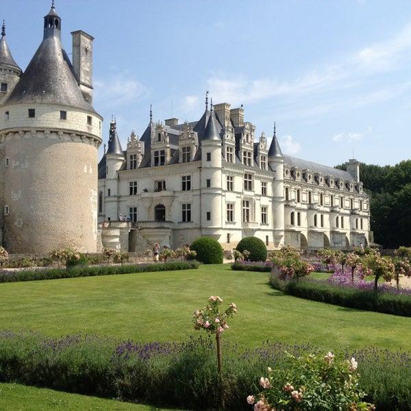7/20/2013에 Manu O.님이 Château de Chenonceau에서 찍은 사진