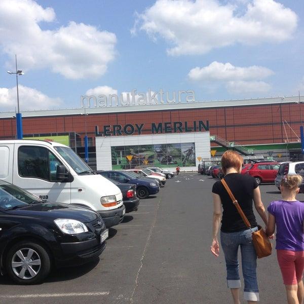 Leroy Merlin Hardware Store In Lodz