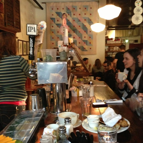 1/20/2013 tarihinde Marc S.ziyaretçi tarafından Good Enough to Eat'de çekilen fotoğraf