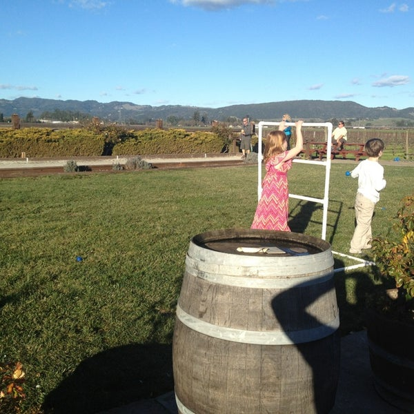 Das Foto wurde bei Larson Family Winery von Bry B. am 1/27/2013 aufgenommen