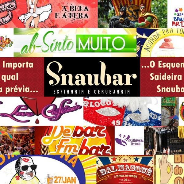 Foto tirada no(a) Snaubar Esfiharia e Cervejaria por Snaubar em 1/24/2013