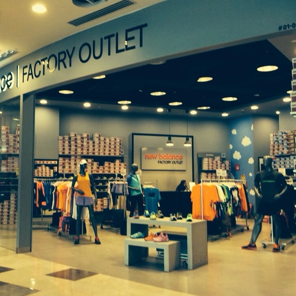 New Balance Factory Outlet - Sporting