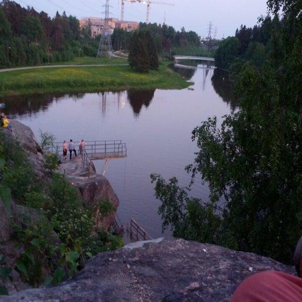 Das Foto wurde bei Pikkukosken uimaranta von Mikko T. am 6/2/2013 aufgenommen