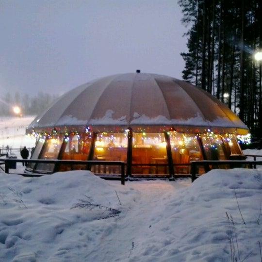 1/19/2013 tarihinde 7strunaziyaretçi tarafından Охта Парк'de çekilen fotoğraf