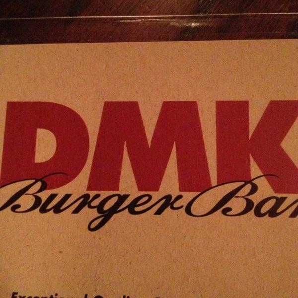 Foto tirada no(a) DMK Burger Bar por Katie J. em 2/11/2013
