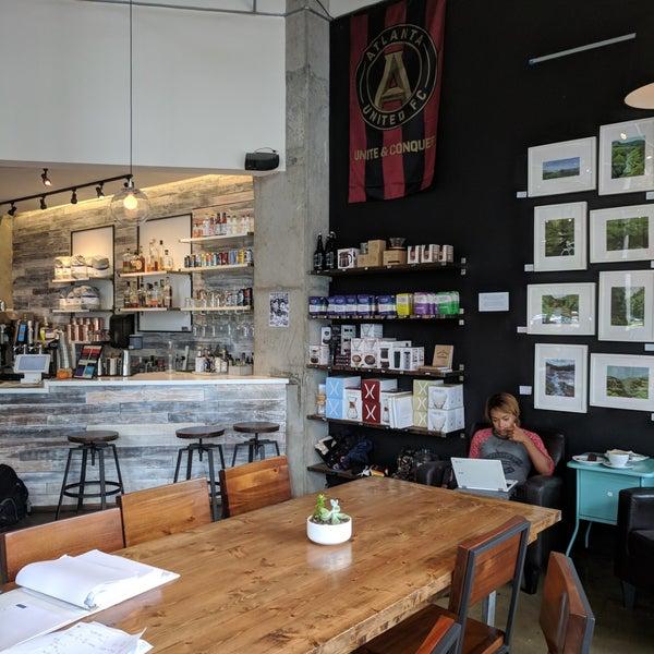 10/19/2018にAllie U.がCondesa Coffeeで撮った写真