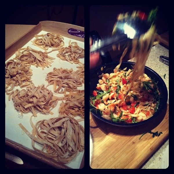 รูปภาพถ่ายที่ Culinaryon โดย Юлия М. เมื่อ 2/21/2013
