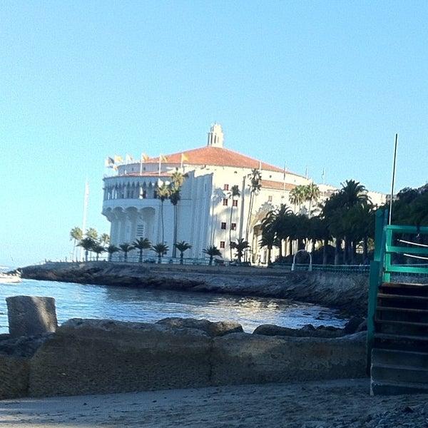 casino dock cafe catalina