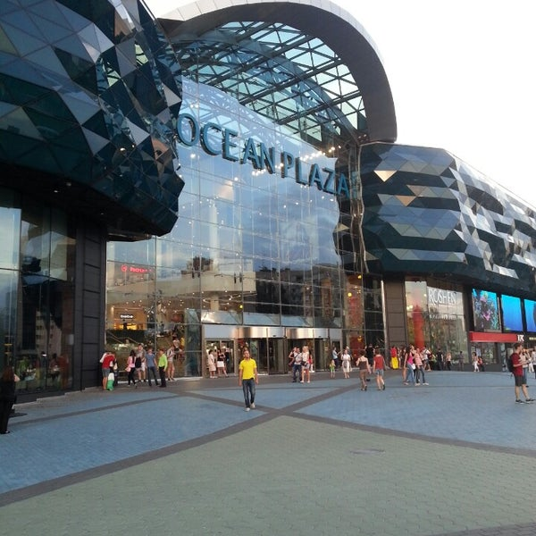 รูปภาพถ่ายที่ Ocean Plaza โดย Sveta S. เมื่อ 6/22/2013