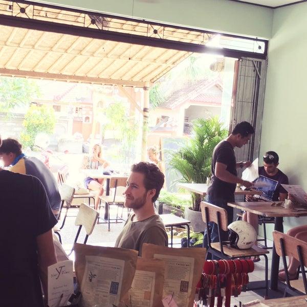 Photo taken at Eden Cafe by Alethia H. on 5/14/2016