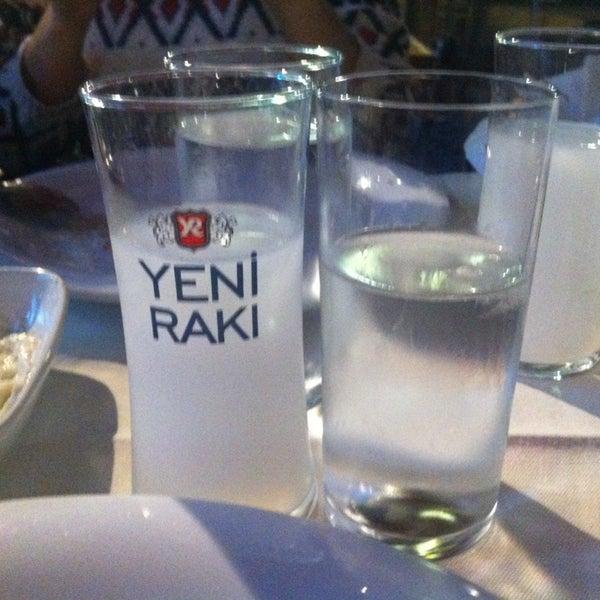 Снимок сделан в Eski Usül Meyhane пользователем Didem T. 11/4/2013