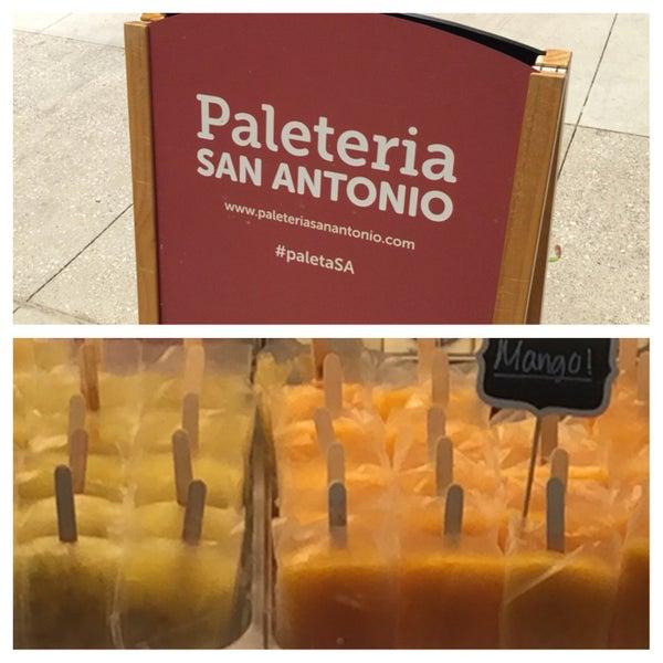 Photos At Paleteria San Antonio Dessert Shop In Hemisfair