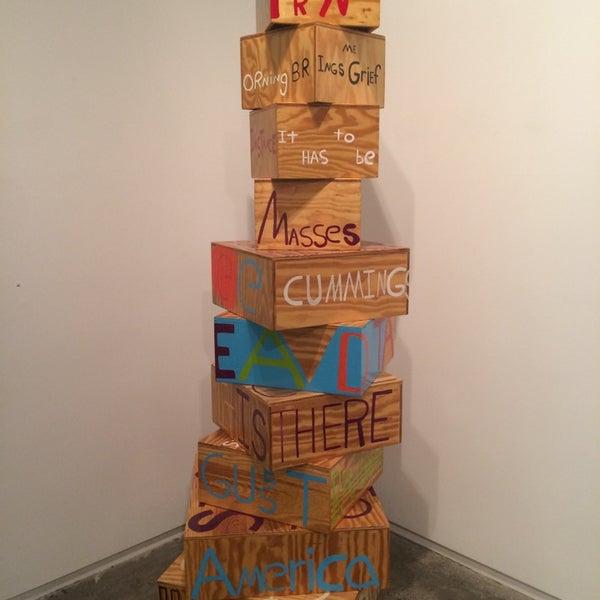รูปภาพถ่ายที่ Children's Museum of the Arts โดย Ольга Х. เมื่อ 11/9/2014
