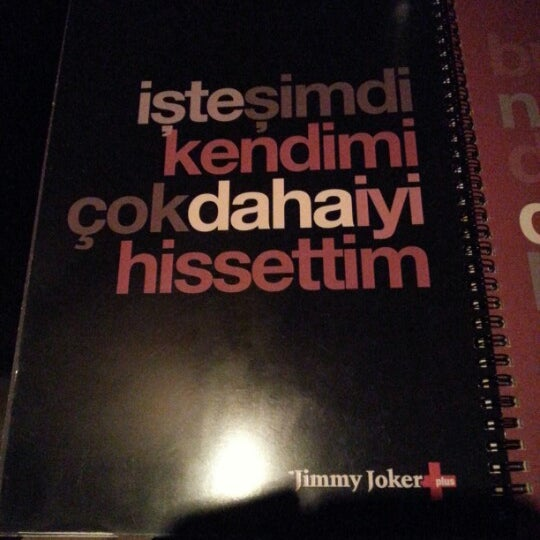 2/8/2013에 İpek K.님이 Jimmy Joker Plus Filistin Cd에서 찍은 사진