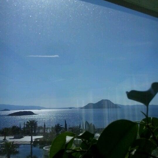 Das Foto wurde bei Sianji Wellbeing Resort von Özgür K. am 2/12/2013 aufgenommen