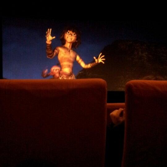 Foto scattata a Forum Cinemas Akropolis da Kristina P. il 3/18/2013