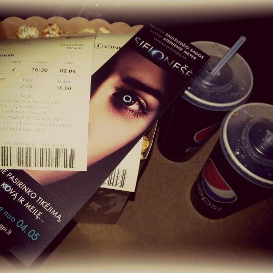 Foto scattata a Forum Cinemas Akropolis da Kristina P. il 4/2/2013