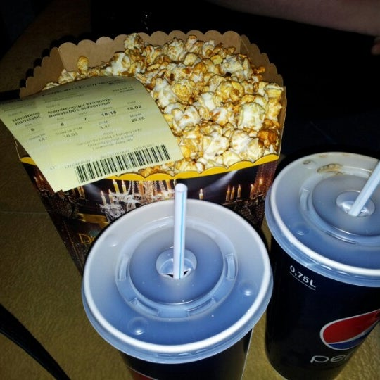 Foto scattata a Forum Cinemas Akropolis da Kristina P. il 3/1/2013