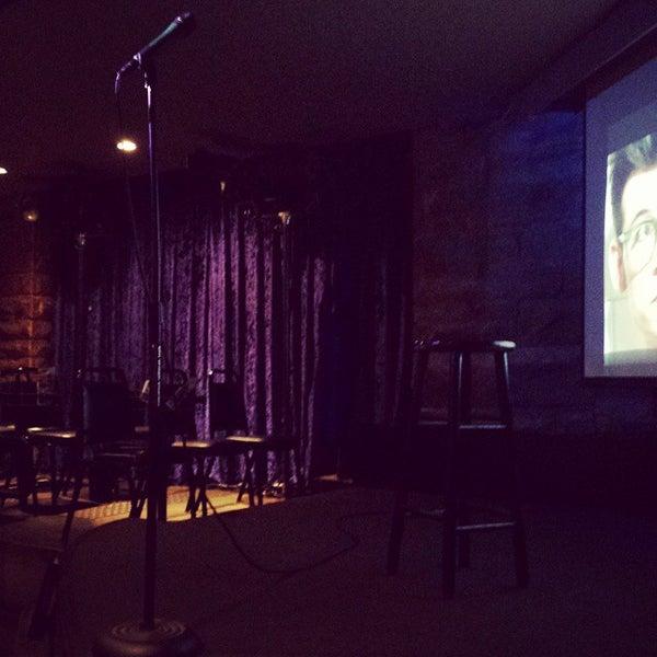 8/23/2014 tarihinde Brendon C.ziyaretçi tarafından Comedy Works Downtown in Larimer Square'de çekilen fotoğraf