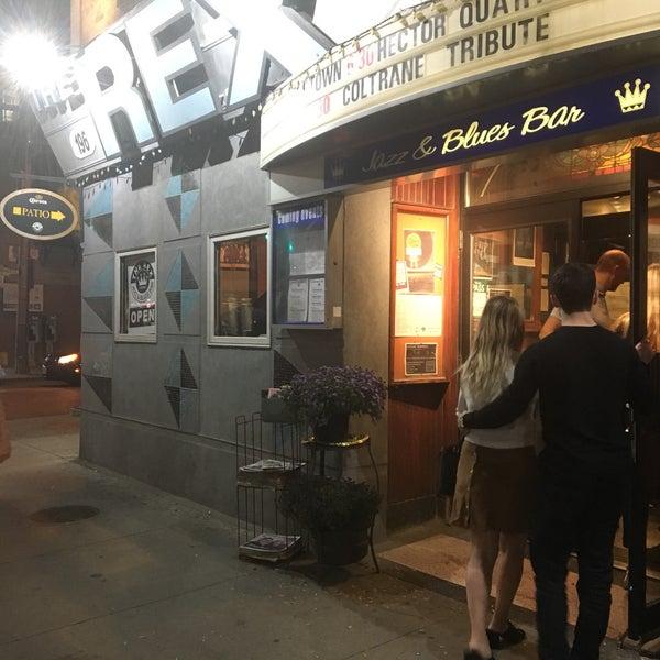 9/23/2017にAlexis V.がThe Rex Hotel Jazz & Blues Barで撮った写真