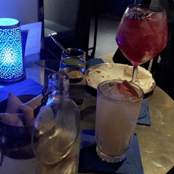 1/18/2018にRomain C.がBaranaan Indian Cocktailで撮った写真