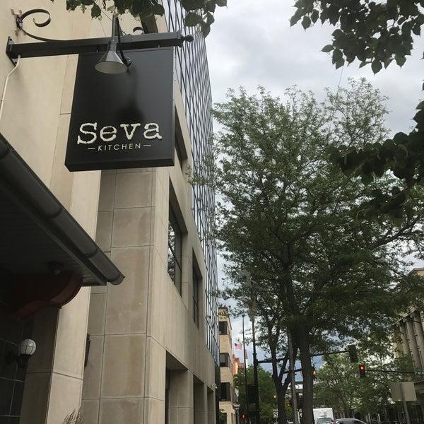 Seva Kitchen Restaurant In Billings