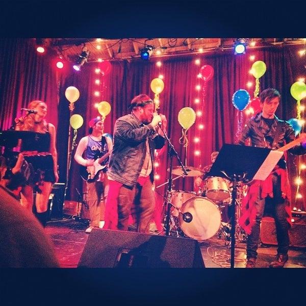 1/10/2013にLA VirginがBootleg Bar & Theaterで撮った写真