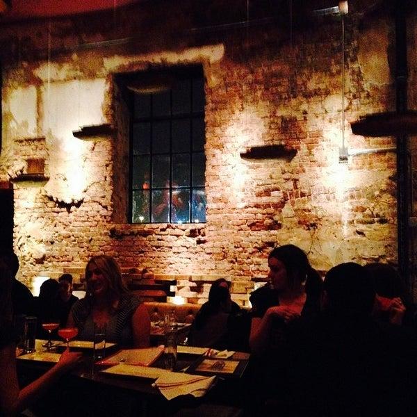 3/19/2014にChristine W.がFulton Market Kitchenで撮った写真