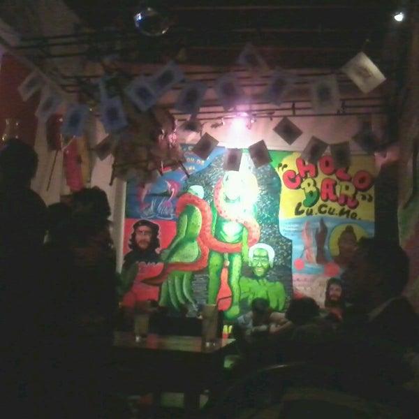 11/8/2013 tarihinde Luis Ernesto G.ziyaretçi tarafından Cholo Art and Fun'de çekilen fotoğraf