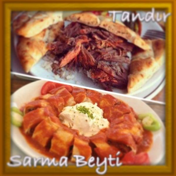 Снимок сделан в Çulcuoğlu Restaurant пользователем Çulcuoğlu Restaurant 8/27/2013