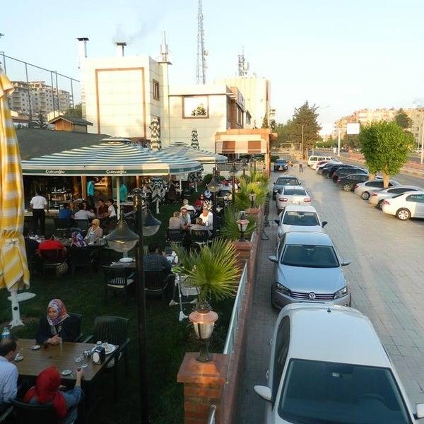 Снимок сделан в Çulcuoğlu Restaurant пользователем Çulcuoğlu Restaurant 7/24/2013