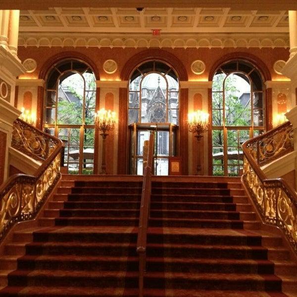 4/18/2013에 Fabiana P.님이 Lotte New York Palace에서 찍은 사진