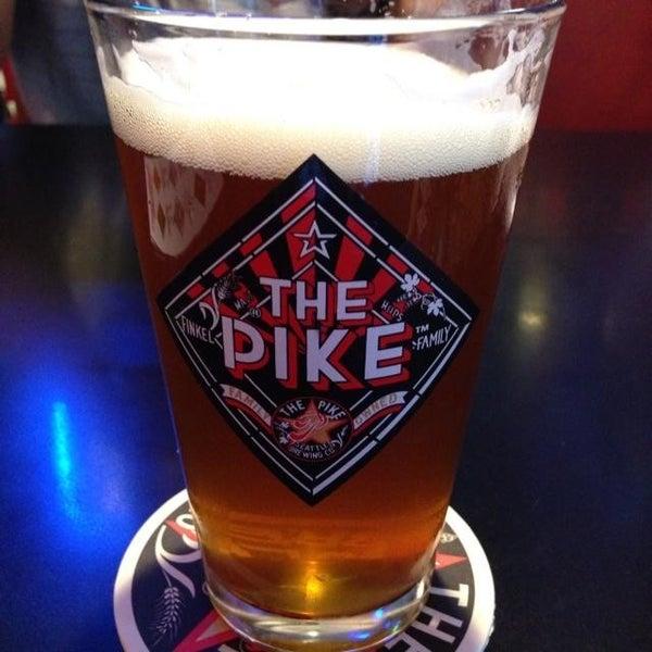 Das Foto wurde bei Pike Brewing Company von Frank N. am 7/23/2013 aufgenommen