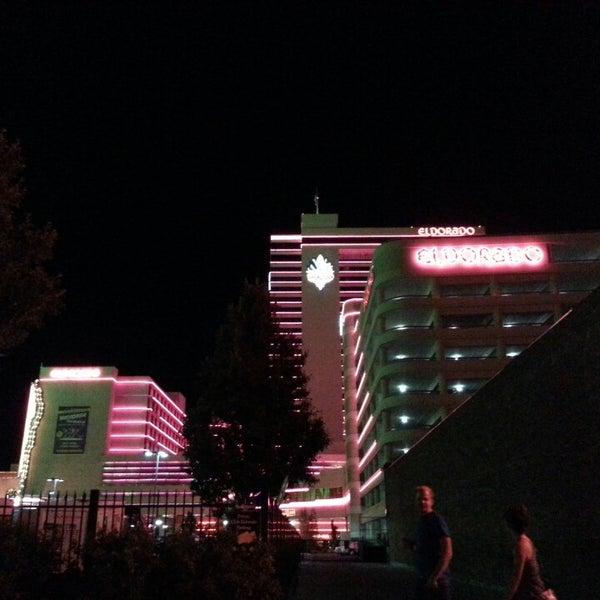 Das Foto wurde bei Eldorado Resort Casino von Johanna B. am 6/23/2013 aufgenommen