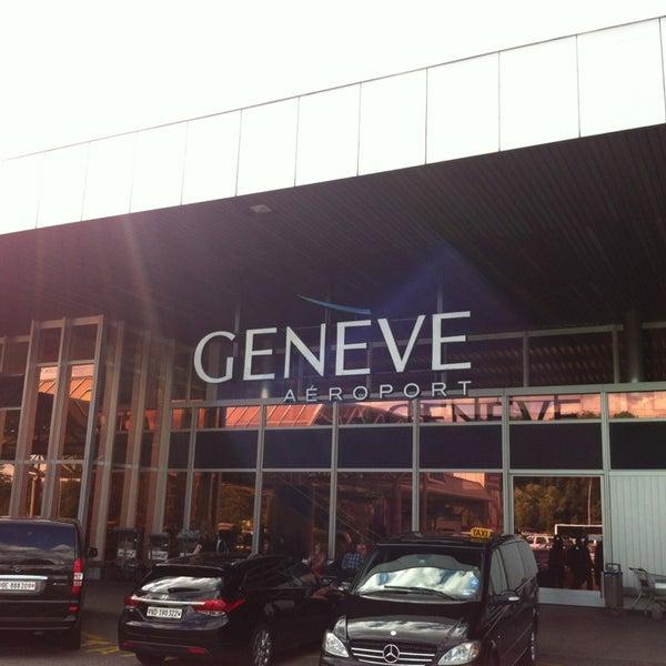 Photo prise au Aéroport de Genève Cointrin (GVA) par Olga S. le6/21/2013