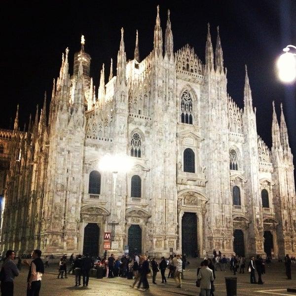 Photo prise au Dôme de Milan par Natalia M. le4/18/2013