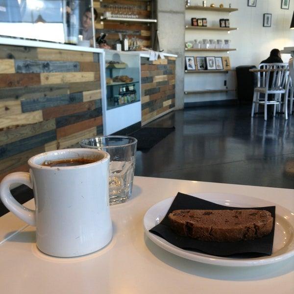 1/20/2013にDarin G.がCondesa Coffeeで撮った写真