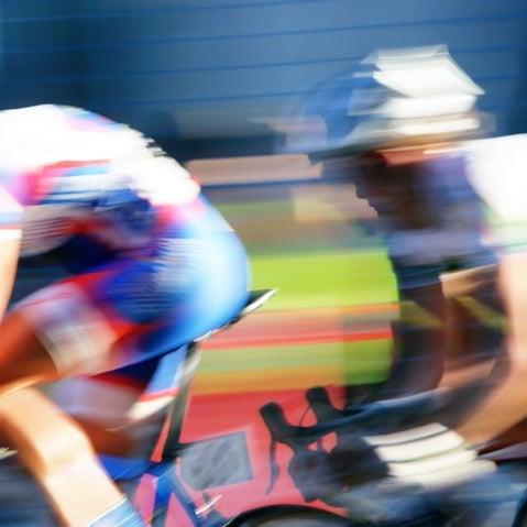 Photo taken at Denver Bicycle Cafe by Tim J. on 9/2/2012