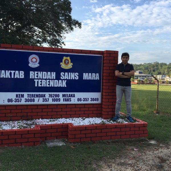 Foto Di Maktab Rendah Sains Mara Mrsm Terendak Sungai Udang Melaka
