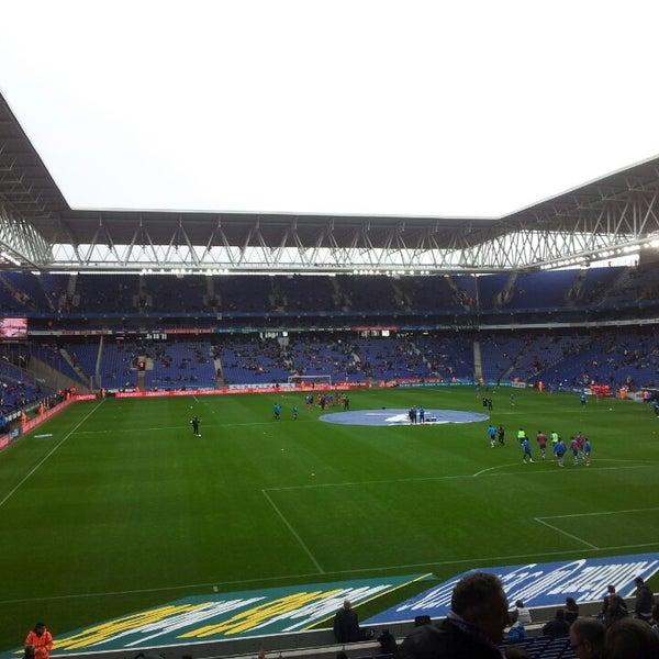 Foto diambil di RCDE Stadium oleh Felix M. pada 4/28/2013