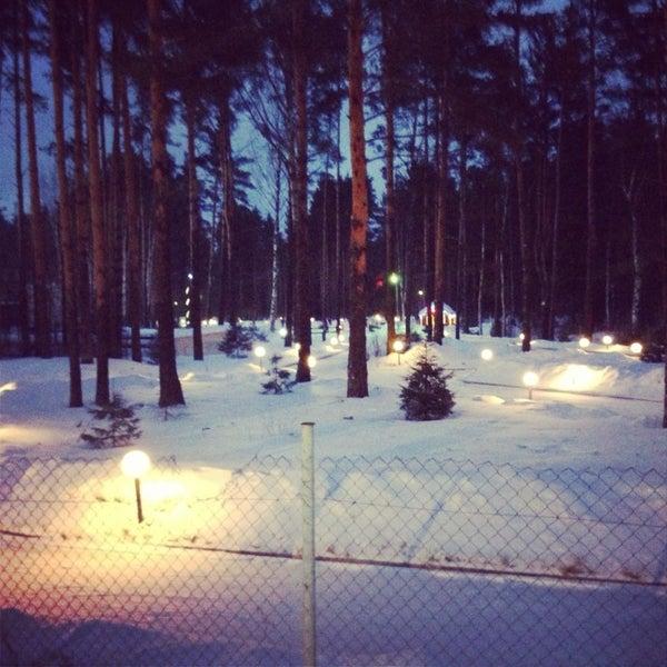 3/8/2013 tarihinde Lizitta S.ziyaretçi tarafından Охта Парк'de çekilen fotoğraf